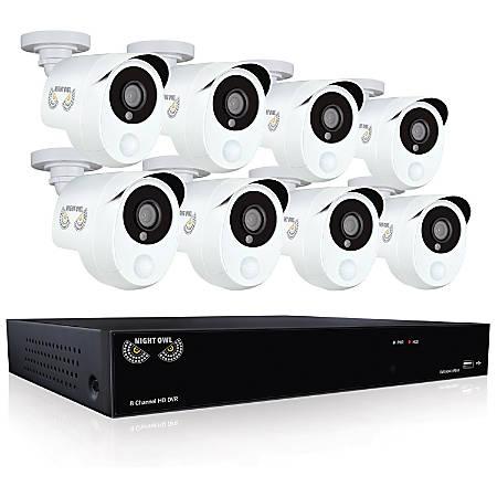 Night Owl B-10PH-881-PIR Video Surveillance System