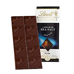 Lindt Excellence Touch Of Sea Salt