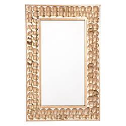 Zuo Modern Mini Circles Rectangular Mirror