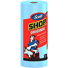 Kimberly Clark Scott Shop Roll Towels