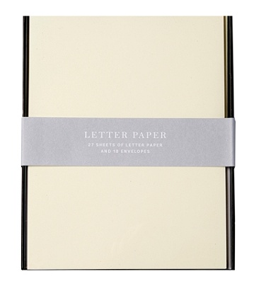 sincerely a collection by c r gibson professional letter paper with