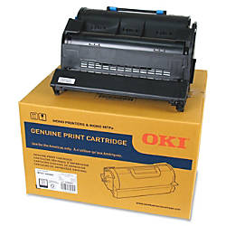 Oki 3612808 Black Toner Cartridge