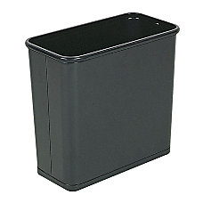 United Receptacle Fire Safe 30percent Recycled