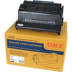 Oki OKI45439001 Extra High Yield Black