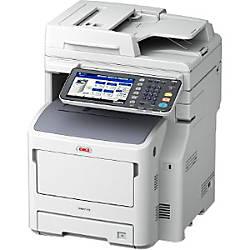 Oki MB760 Color Laser Printer