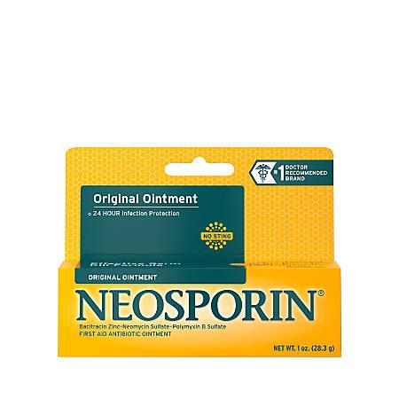 Neosporin Antibiotic Ointment, 1 Oz