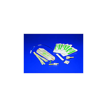 """Uri-Drain® Male External Catheter, Individually Packaged, 1.3"""" (33mm), With 1"""" Foam Strap, Case Of 144"""