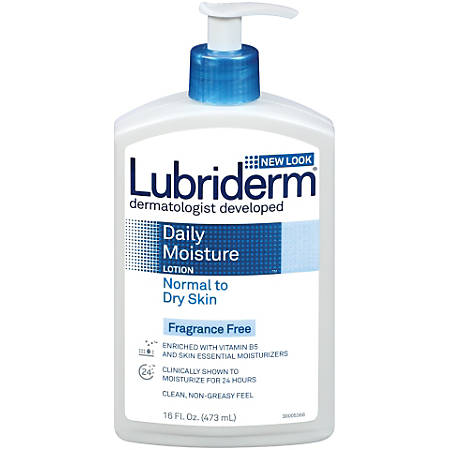 Lubriderm® Skin Therapy Lotion, 16 Oz. Pump