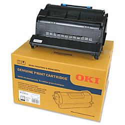 Oki 3612807 Black Toner Cartridge