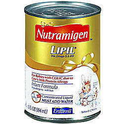 Nutramigen LIPIL Concentrated Liquid Infant Formula