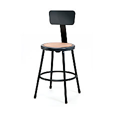 National Public Seating Hardboard Stools With