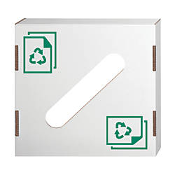 Bankers Box Waste And Recycling Bin