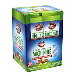 Wellsley Farm Heart Healthy Mixed Nuts