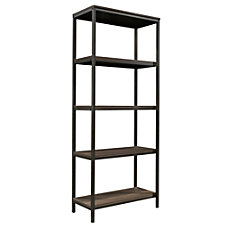 Sauder North Avenue Tall Bookcase 5