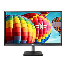 LG 22 FHD IPS LED Monitor