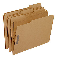 Pendaflex Kraft Rec Classification Folders With