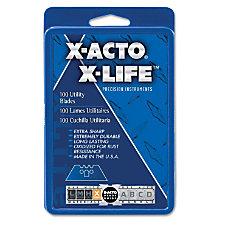 X ACTO SurGrip Utility Knife Blades