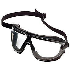 GOGGLEGEAR WSTRAP LARGECLEAR LENS STD BRIDGE