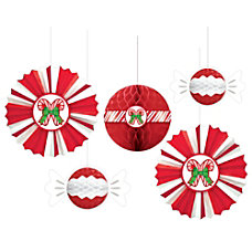 Amscan Christmas Candy Cane Decorating Kits