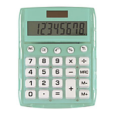 Ativa 8 Digit Desktop Calculator DD