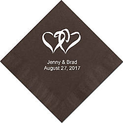 Beverage Napkins 4 34 x 4