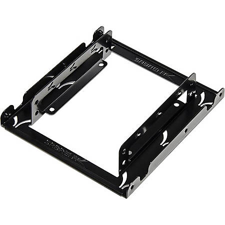"Sabrent BK-HDDH Drive Bay Adapter Internal - 2 x 2.5"" Bay"