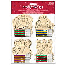 Amscan Christmas Ornament Decorating Kits 12