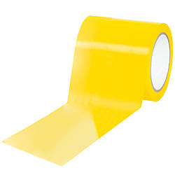 Box Packaging Solid Vinyl Safety Tape 3 Core 4 X 36 Yd