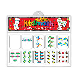 Barker Creek Magnets Magnetic Kidmath Critter