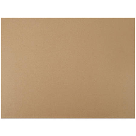 """Office Depot® Brand Double-Wall Corrugated Sheets, 30"""" x 40"""", Kraft, Pack Of 5"""
