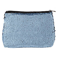 Office Depot Brand Sequined Makeup Bag
