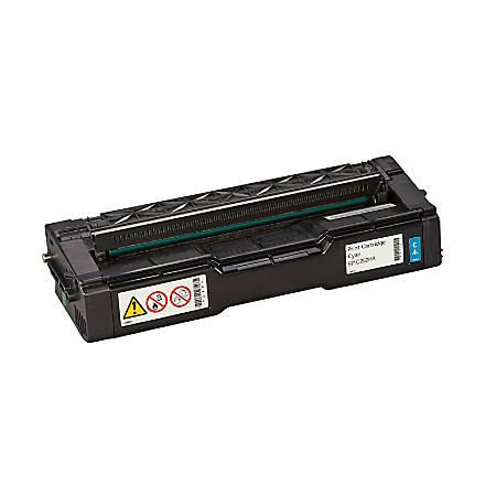 Ricoh® Toner Cartridge, RIC407654, Cyan