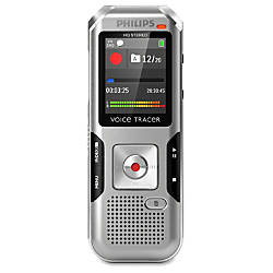 Philips Voice Tracer Audio Recorder DVT401000