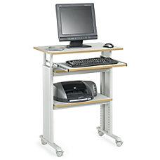 Safco Muv Adjustable Stand Up Workstation