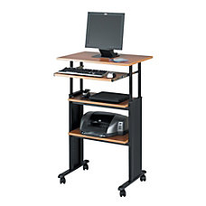 Safco Muv Adjustable Stand Up Workstation