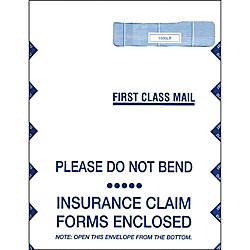 CMS Health Insurance Jumbo Envelopes Box