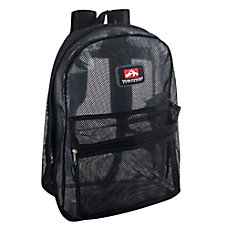 Trailmaker Mesh Backpacks With Zip Front