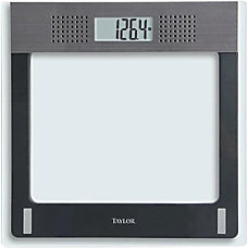 Taylor Digital Portable Scale 440 lb