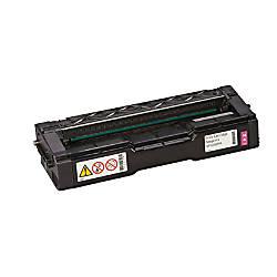 Ricoh Toner Cartridge RIC407655 Magenta