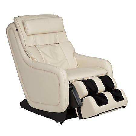 Human Touch ZeroG 5.0 Massage Chair, Bone