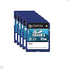Centon Secure Digital Memory Cards 32GB