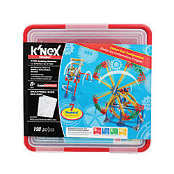 KNEX Education Gears Set Grades 3