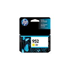 HP 952 Yellow Ink Cartridge L0S55AN140