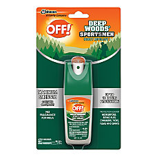 OFF Deep Woods Sportsmen Insect Repellent