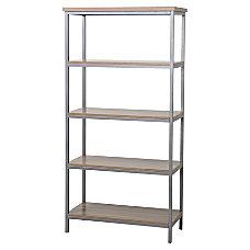 Homestar North America 4 Shelf Bookcase