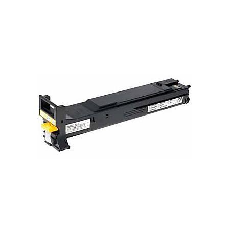 Konica Minolta Original Toner Cartridge - Laser - 12000 Pages - Yellow