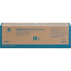 KONICA Minolta Magicolor 5550 High Yield