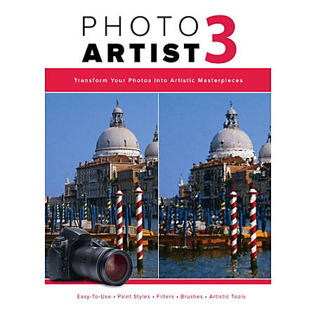 PhotoArtist 3 for Mac, Download Version