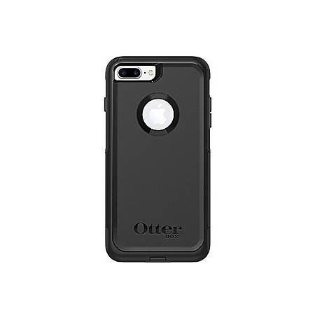 OtterBox Commuter iPhone 7 Plus Case - For Apple iPhone 7 Plus Smartphone - Black