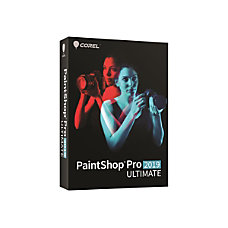 Corel PaintShop Pro 2019 Ultimate Traditional